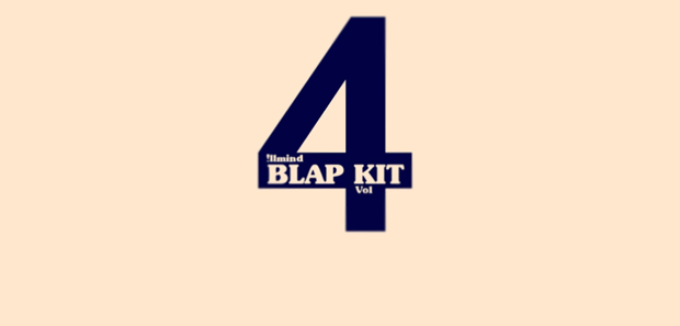 Illmind Blap Kit Volume 4 - Special Edition ASR-10 Blap Drive