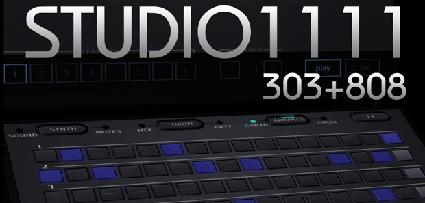 Twisted Electrons Releases Studio 1111 Synth App