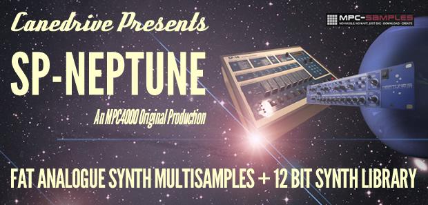 MPC-Samples com Releases SP Neptune - BBOY TECH REPORT