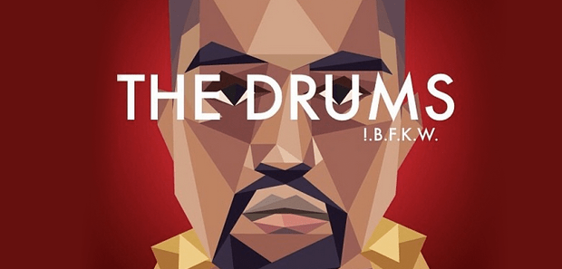 The Drums !BFKW - !llmind Beats For Kanye West EP