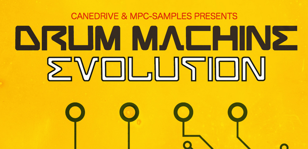 MPC-Samples.com Releases Drum Machine Evolution