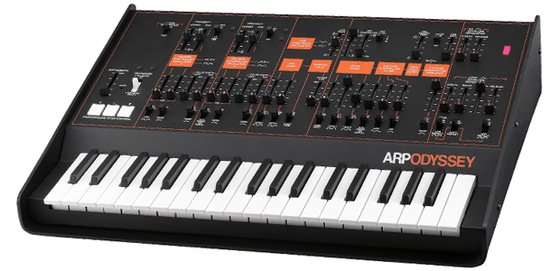 ARP ODYSSEY - Forty Years Later, A Complete Revival