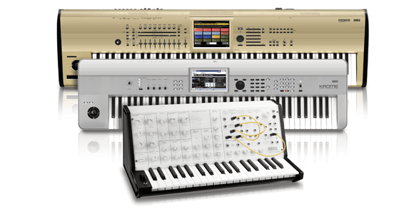 Korg Releases Limited Edition, Hot Color Variations in the