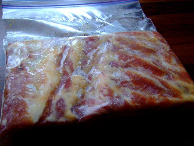 Buckboard Bacon - de buikspek in de cure