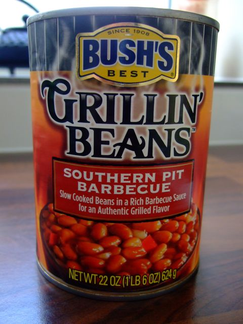 Keri's Hog-Apple Baked Beans - Bush's beans