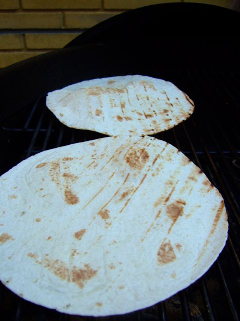 No-Foul Chicken Fajitas - de tortilla's