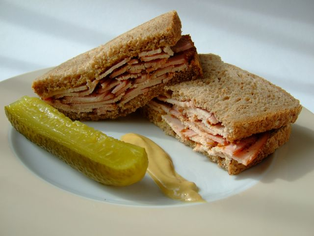 Turkey Pastrami