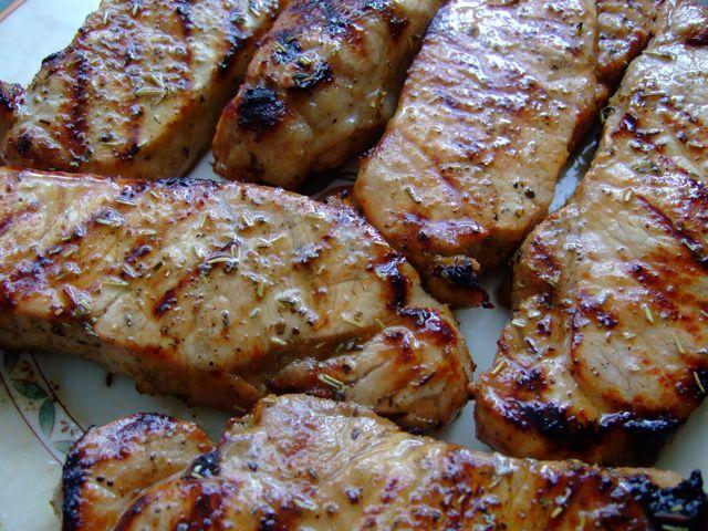 Dunne ribkarbonades, APL's Pork Chops