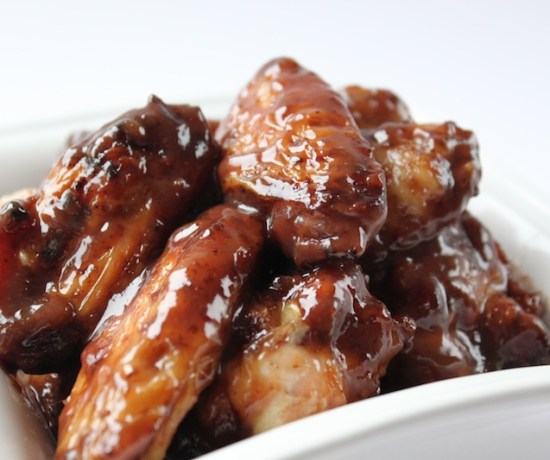 Peanutbutter & Jelly Chicken Wings