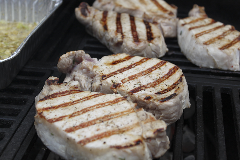 APL's Pork Chops
