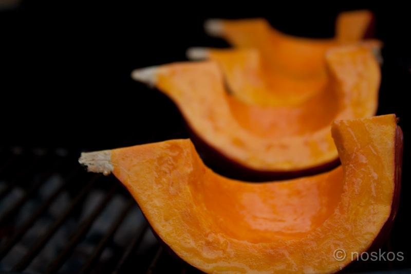 Gerookte Curry-Pompoensoep