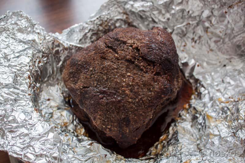 Pulled Beef - voor het pullen