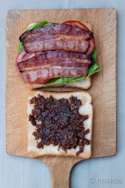 BLT - De Bacon, Lettuce, Tomato