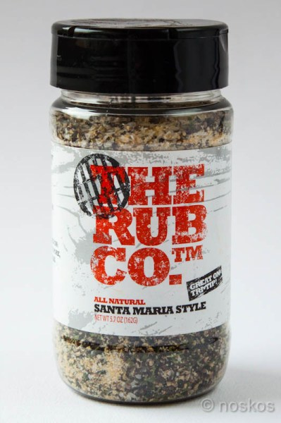 The Rub Co. Santa Maria Style