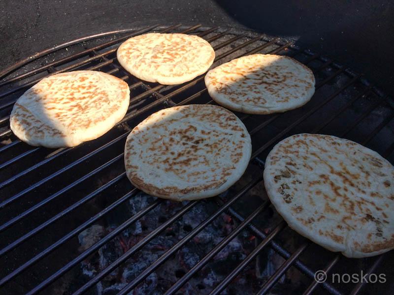kipgyros - de pita broodjes
