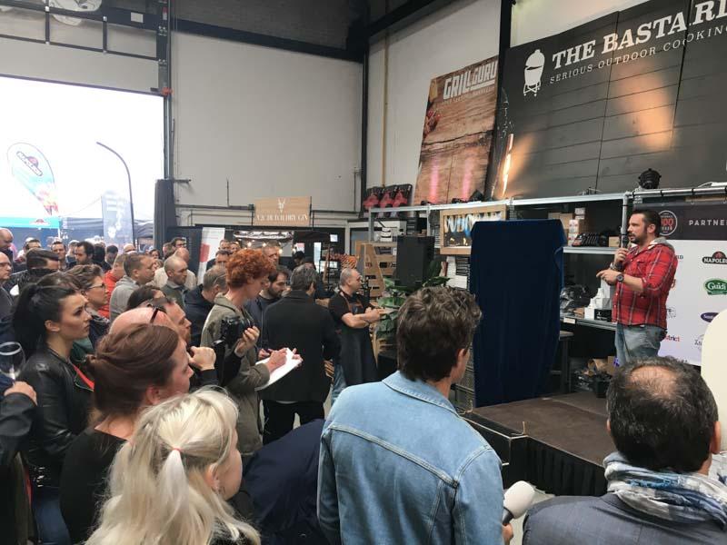 De Nationale BBQ Weken 2018 - Jord Althuizen
