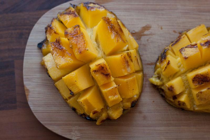 Jewel of Oaxaca - de gegrilde mango