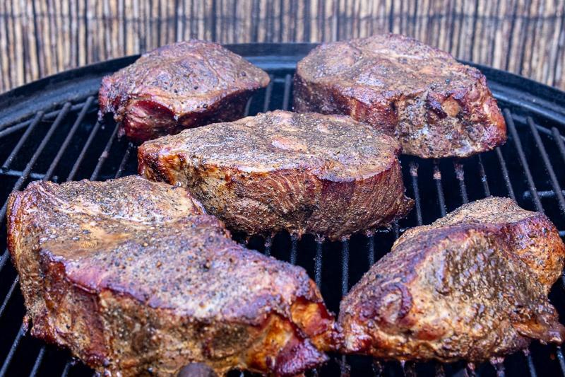 Pork Steaks van Tootsie