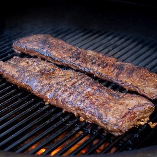 Roemeense skirt steak