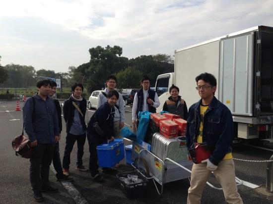 2013.11.3 舎人公園 秋富様