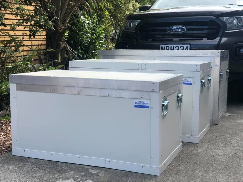 Nelson Chilly Bin Hire