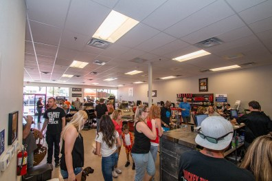BBQ Concepts Grand Opening Event 2017 in Las Vegas, Nevada