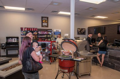 BBQ Concepts Grand Opening Event in Las Vegas, Nevada on August 19th 2017