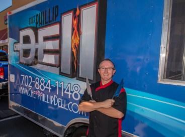 Chef Phillip Dell
