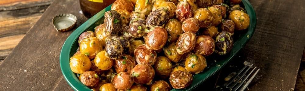 Smoked Potato Salad - Traeger Recipe of the Day