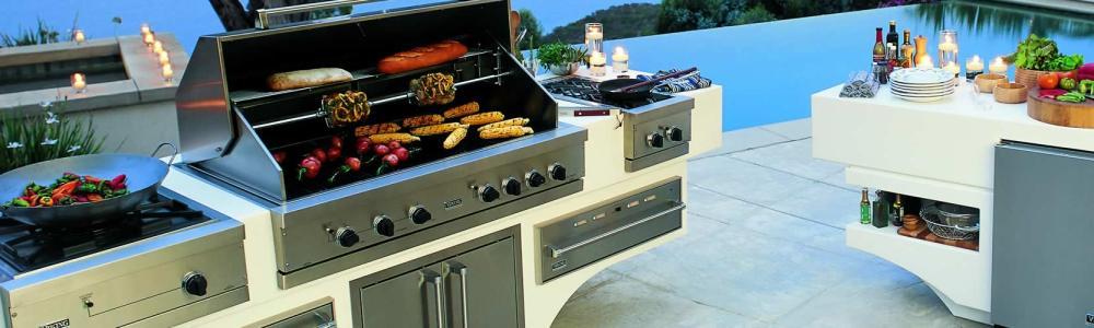 Alturi Custom Outdoor Kitchen - BBQ Concepts of Las Vegas, Nevada