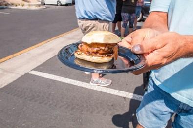 Chef Phillip Dell's Basic Hamburger