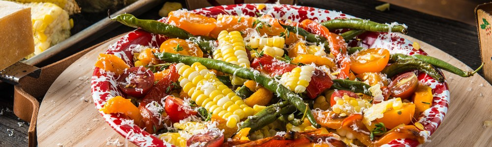 Traeger Recipe - Harvest Vegetables Traeger Wood Fired Grills