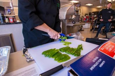 BBQ Concepts - Chef Phillip Dell Presents Mardi Gras Themed Grilling Class