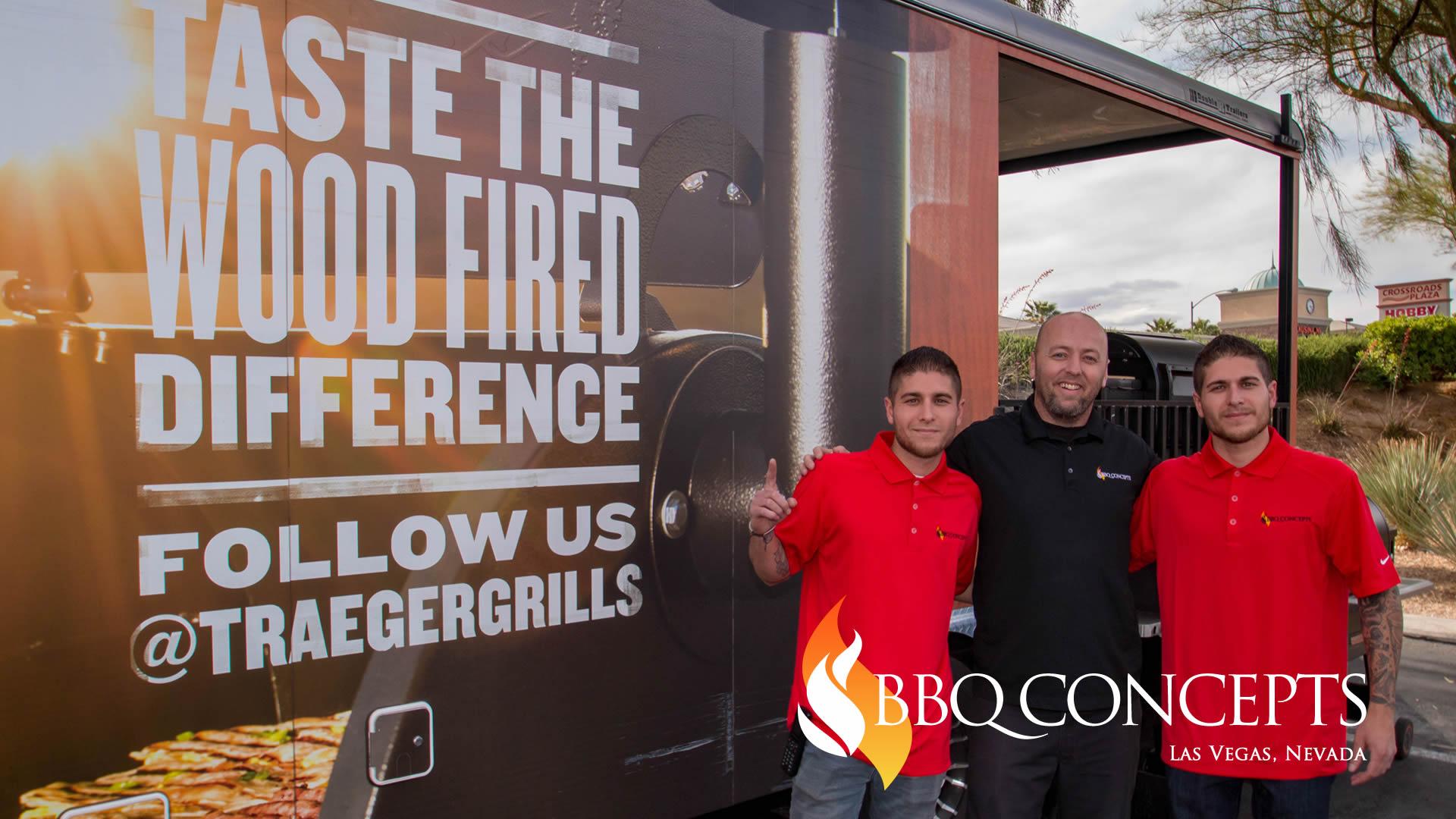 BBQ Concepts Team Hosting Traeger Barbecue Classics Shop Class - April 30th & May 1st 2018