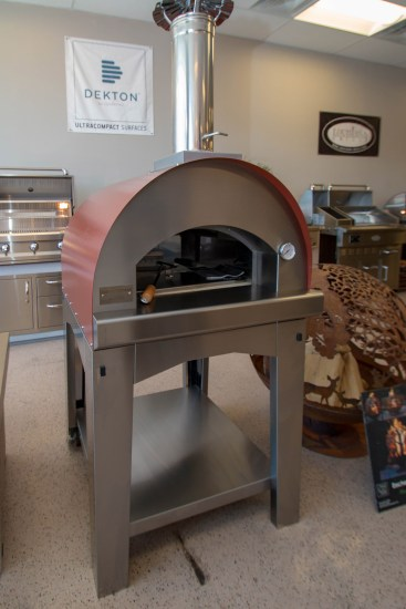 Forno Toscano authentic Pizza Ovens are now available at #BBQConcepts of Las Vegas, Nevada