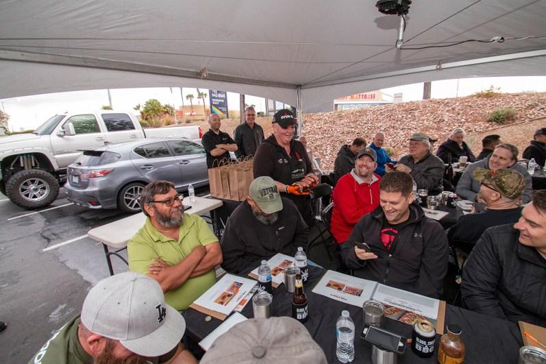Smoked Steak - Traeger Barbecue Classics Shop Class #TraegerShopClass #DivaQ #BBQConcepts #LasVegas #Nevada #TeamTraeger