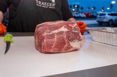 Smoked Pulled Pork - Traeger Shop Class #TraegerShopClass #DivaQ #BBQConcepts #LasVegas #Nevada #TeamTraeger