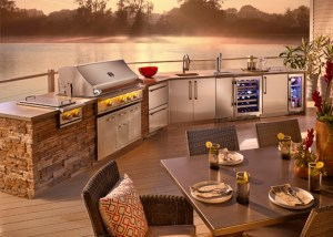 True Outdoor Kitchen Refrigeration Available at BBQ Concepts, Las Vegas, Nevada