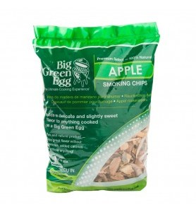 Apfel Holzchips