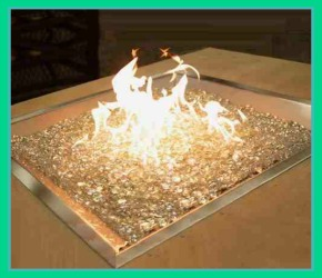 Some Benefits Of Using Fire Glass In Your Grilling