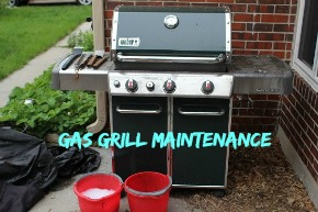Grill maintenance: Gas Grill Maintenance