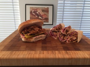 Pulled Pork klaar | BBQuality