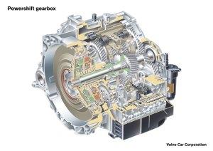 Volvo führt DoppelKupplungsGetriebe ein