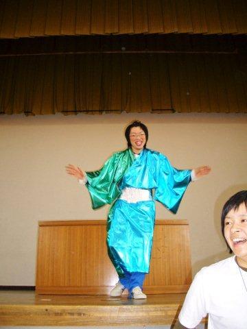 もんちゃん2005