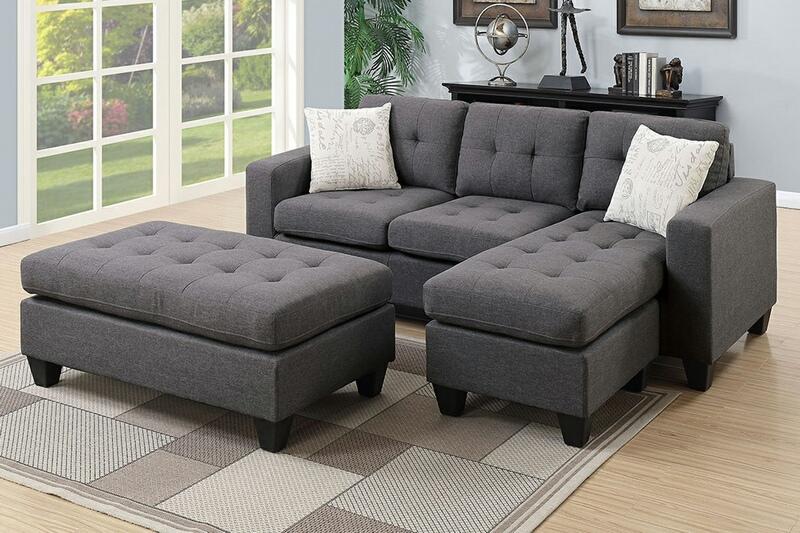 sectional sofa ottoman f6920