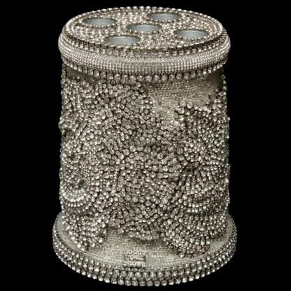 CDH-231 bb Simon Swarovski crystal Candle holder