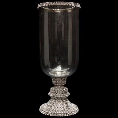 CDH-237 bb Simon Swarovski crystal Candle holder