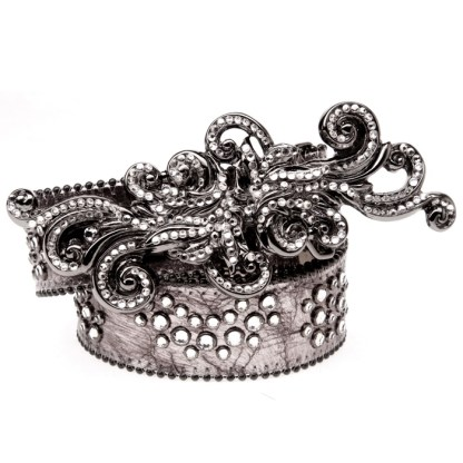 Crowned B.B.SIMON BELT