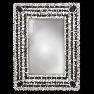 F-105-M bb Simon Swarovski crystal frame