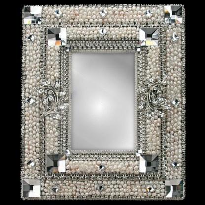 F-110-M bb Simon Swarovski crystal frame